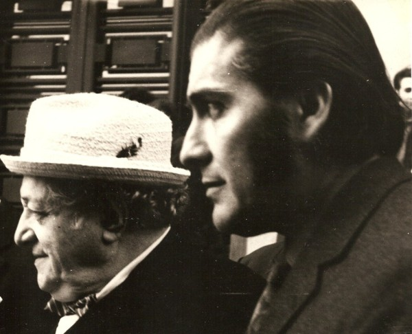 J. L. Moreno y J. Rojas Bermúdez